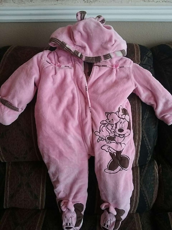 50a79d90e Used minnie mouse snowsuit for sale in Magna - letgo