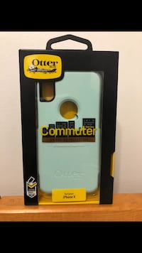 iPhone X Otter Box (Brand New) Vancouver, V6A