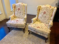 Two antique accent armchairs Ashburn, 20147