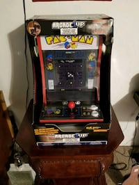 To tabletop arcade games both for 300 New Victoria, V9A 6A6