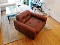 Faux Leather Chair Vancouver, V6H 1H9