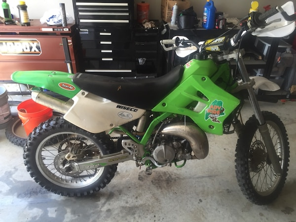 Used 2001 Kdx 220 Dirt Bike Trades Welcome For Sale In