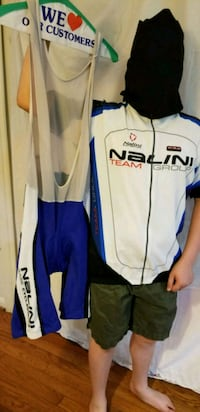 Mens medium bicycle clothes Vienna, 22180