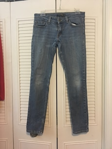 Levi Too Super Low 524 Jeans Size 7 Short In Roswell Letgo
