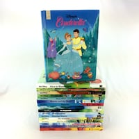 Lot 16 Walt Disney Books Classic Storybook Collection Mouse Works Twin Gallery Port Colborne