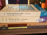 Law school study guides $7each Lansing, 48917