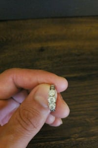 Engage ring 3 stone diamond  Frederick, 21701