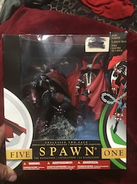Spawn evolution 2 pack Dallas, 75254