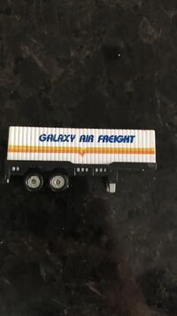 1989 Funrise Micro Action Big Rig Truck Galaxy Air Freight ( just the Cargo!) vintage