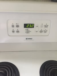"""24"""" Kenmore self cleaning stove. Excellent condition. Selling due to move. Must pick up on June 28th   Toronto, M6A 1H1"""
