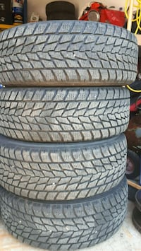 Toyo winter tires p205/60/15 with rims  Whitchurch-Stouffville
