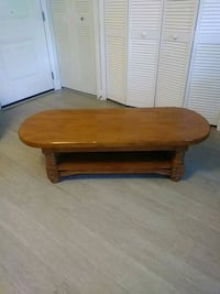 brown wooden coffee table with drawer Kissimmee, 34746