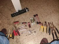 assorted color hand tool lot Greenwood, 29646