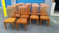 DINING ROOM CHAIRS ($25 EACH)) Bel Air, 21014