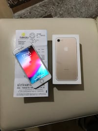 iPhone 7 GOLD 32GB TERTEMİZ  Melikgazi, 38350