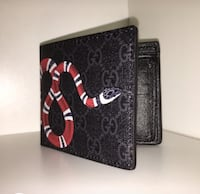 New black Gucci snake wallet keyword-Gucci Laval, H7W