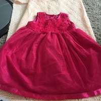 All 3 summer dresses for 2 to 4 years Calgary, T2Z 0Z7