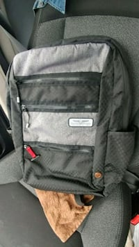 American tourists backpack... 69 km