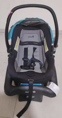Safety First (USA) Car Seat and Stroller  PUNE