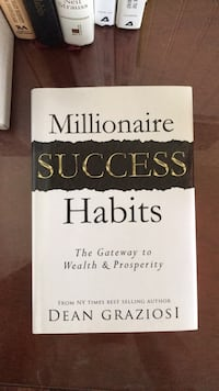 A book that can change your life. Millionaire success habits!! Honolulu, 96826