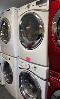 Whirlpool set washers and gas dryer excellent condition