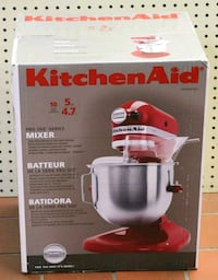 KitchenAid 5qt Mixer-New in Box Hagerstown, 21740