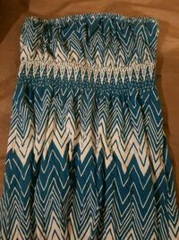 old navy long strapless dress Carlsbad, 88220