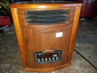 Comfort furnace 1500 infrared heater Oklahoma City, 73108