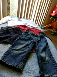 (4) Size 12 Months and 18 Months  Silver Spring, 20910