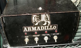 Armadillo Base Linear Amplifier. Does About 400 -500 Watts. Meet At Burger King On Belair Road Next To I-20 At Exit 194.