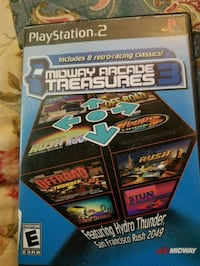 Midway Arcade Treasures 3 mint condition White Haven, 18661