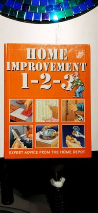 Home Depot Home Improvement Book Mississauga, L5R 2A4