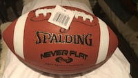 Spalding J5V Advance vasrsity size football Toronto, M1N 3Z9
