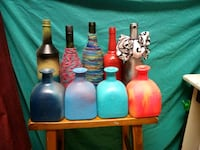 Decorative bottles North, 29112