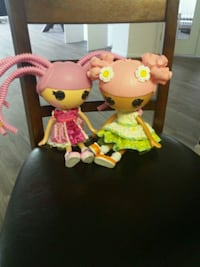 2 lollipop dolls  Calgary, T2M 0L4