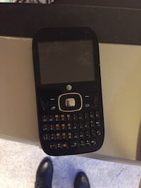 Black telecom qwerty phone Tualatin, 97062