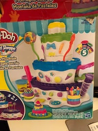 Play-doh cake maker Laval, H7G 2Y9