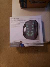 Brookstone 3D Back Massager Ocean Springs, 39564