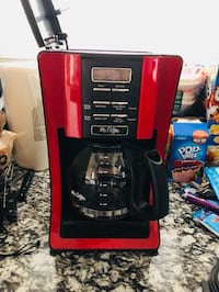 """Mr. Coffee"" Coffee machine move sale  Ashburn, 20147"