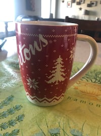 "Tim Horton""s Limited Edition Christmas Sweater Mug No 15 A few availa Courtice, L1E 0H5"