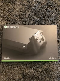 white Xbox One console with controller Alexandria, 22304