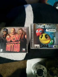 I have two computer games