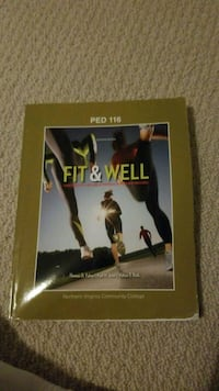 Fit & Well Eleventh Edition 8 km