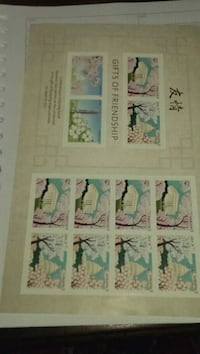 Collectible STAMPS Austin, 78741