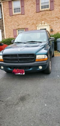1998 Dodge Dakota REGULAR CAB SWB Fredericksburg