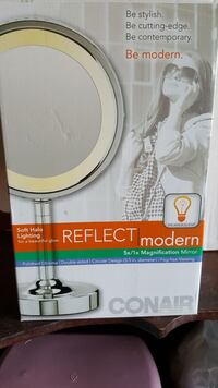 Conair lighted magnifying mirror. Brand new! Winchester, 22601