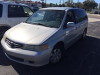 Honda Odyssey 165k CHEAP NICE LEATHER null