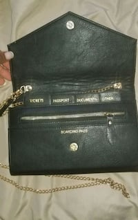 Leather cross body/clutch Mississauga, L4W