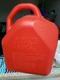 5 gallon gas storage container Westminster