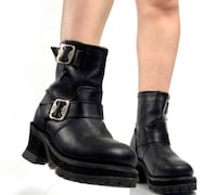 a pair of biker boots Avondale, 85323